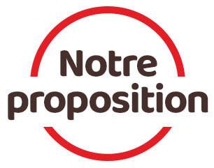 Logo notre proposition